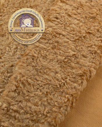 Кудрявый мохер с длиной ворса 24 мм - Steiff Sсhulte арт#858